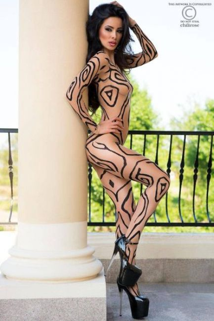 Bodystocking CR4092