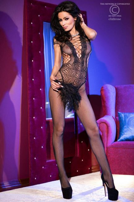 Bodystocking CR4102