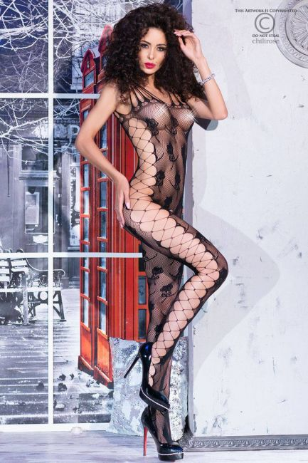Bodystocking CR4261