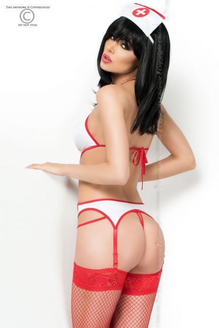 Sexy Nurse Set CR3724