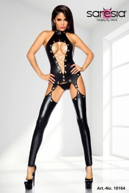 Wetlook-Straps-Set von Saresia