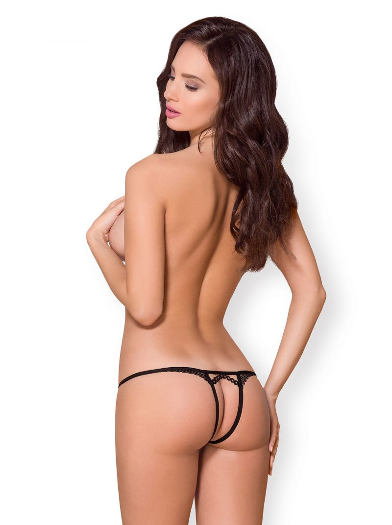Crotchless Thong - Collection wild dreams