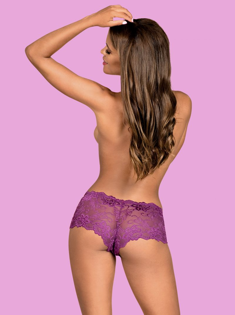 Idillia Shorties purple