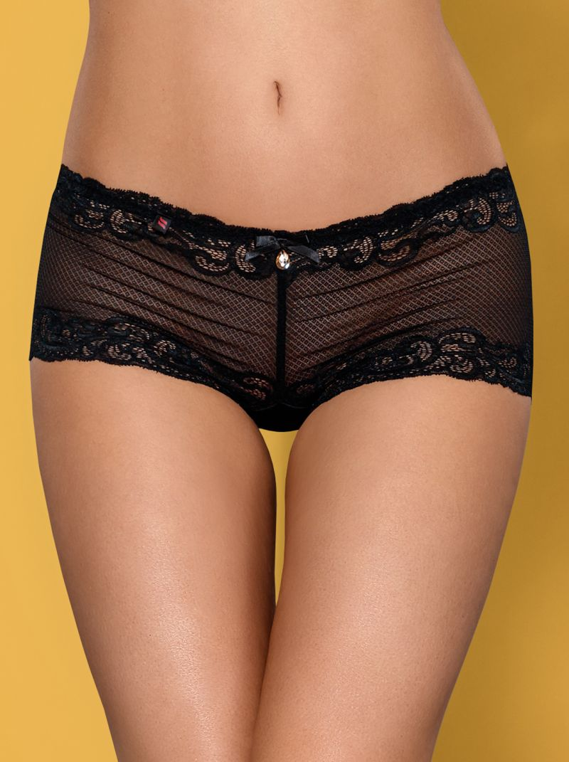 Shorties - schwarz - Collection Nora schwarz 2-6060